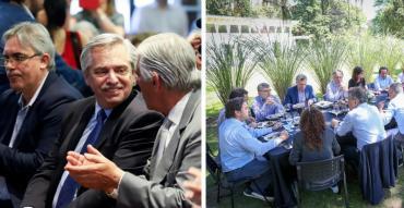 Las actividades de Macri y Alberto Fernández en el comienzo de veda electoral