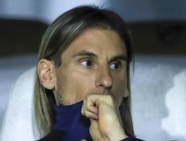 Beccacece dejó de ser el técnico de Independiente: