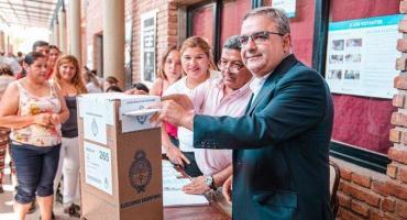 Raúl Jalil, del Frente de Todos, fue elegido como nuevo gobernador de Catamarca