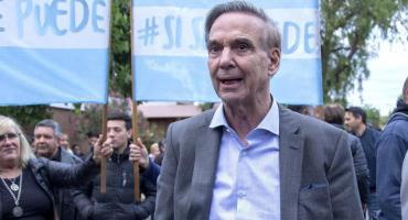 Pichetto le pidió a Bolsonaro que acepte victoria de Fernández y criticó prisiones preventivas