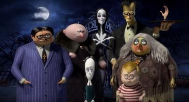 ESTRENOS DE CINE: Los locos Addams