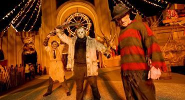 Zombies, casas embrujadas y fantasmas, las noches de terror de Halloween en Universal