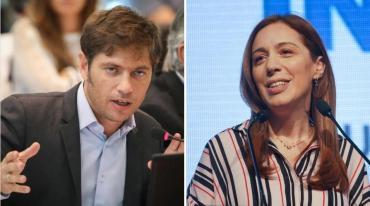 Kicillof se reúne con Vidal en La Plata y se pone en marcha la transición bonaerense
