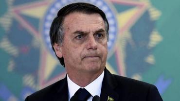 Bolsonaro anunció que no irá a la asunción de Alberto Fernández