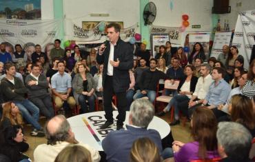 Ritondo presidirá el bloque PRO en Diputados y acordará con Macri estrategia parlamentaria