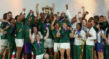 Mundial de rugby: Sudáfrica venció a Inglaterra y es el nuevo campeón