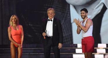 Fallido y criticado homenaje de Luciana Salazar a Emilio Disi en el Bailando