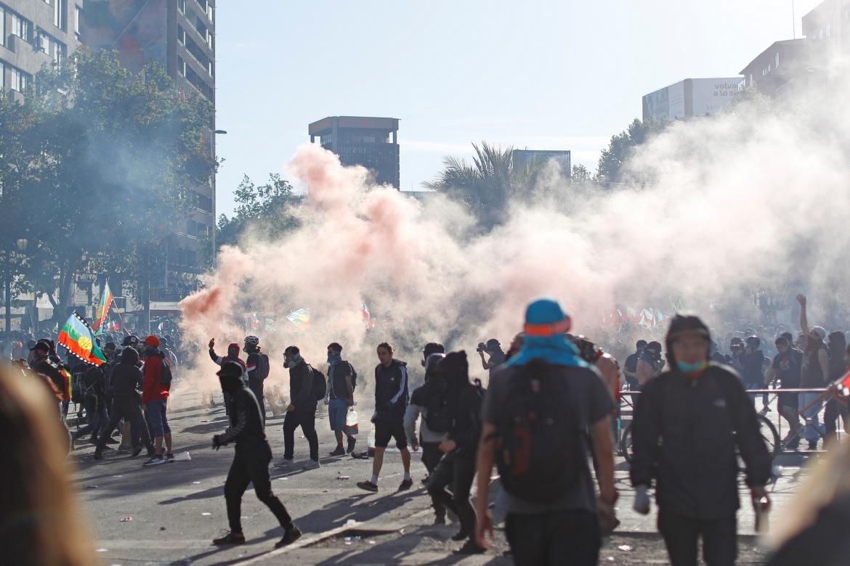 Incidentes en Chile, REUTERS