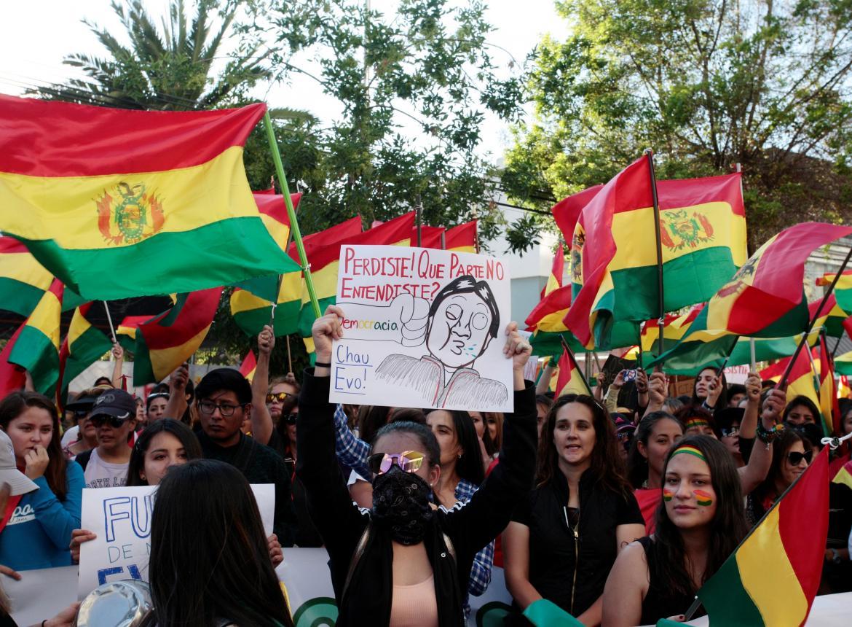 Conflicto en Bolivia, REUTERS