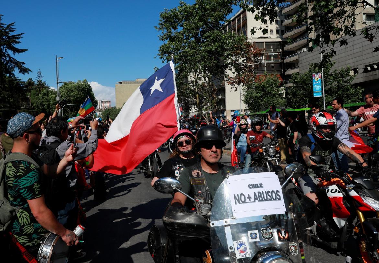 Protestas en Chile, REUTERS
