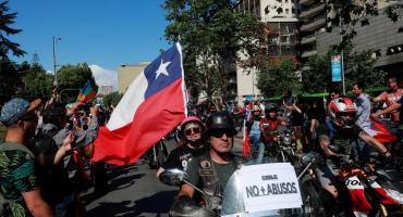 Chile se prepara para una nueva jornada de protestas callejeras