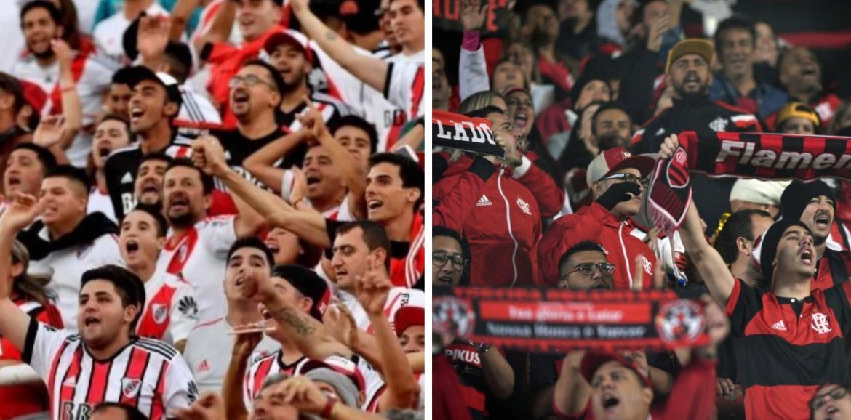 River Plate-Flamengo, final Copa Libertadores