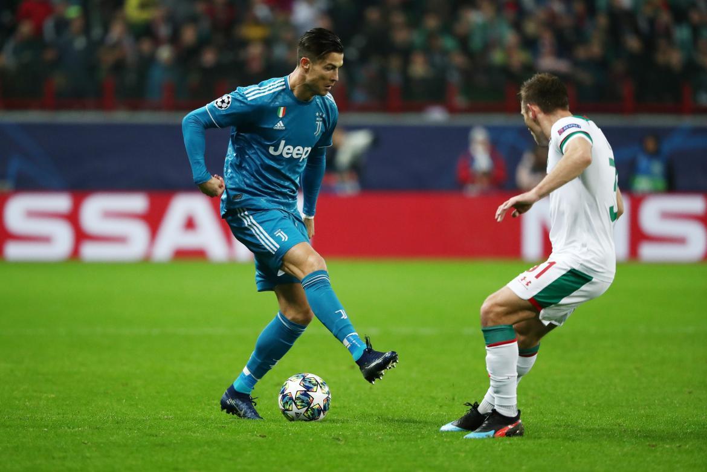 Champions League: Lokomotiv vs Juventus, REUTERS