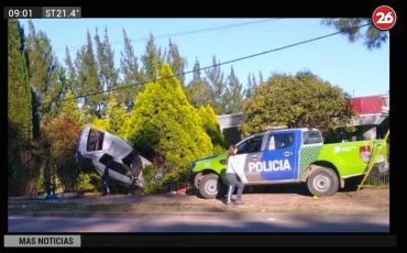 Trágico accidente en La Plata: murió nena de cuatro años y sus padres resultaron heridos