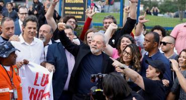 Lula da Silva fue liberado en Brasil pero aún mantiene ocho causas por corrupción