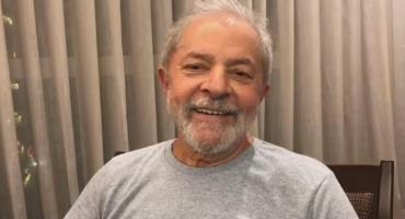 Lula saludó y felicitó a Alberto Fernández y al Grupo Puebla