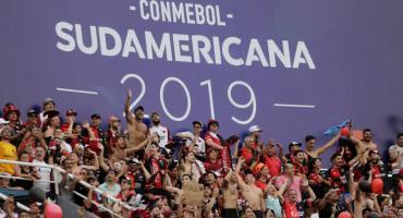 Final Sudamericana: la imagen de hincha de Colón emocionado que se volvió viral