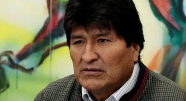 """Evo Morales: """"Pedimos a las Fuerzas Armadas que paren la masacre"""""""