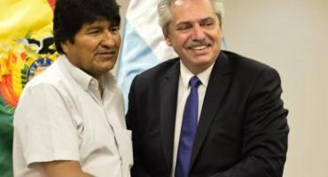 Presidente electo, Alberto Fernández, pidió que Bolivia