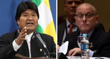 Faurie, sobre crisis de Bolivia: