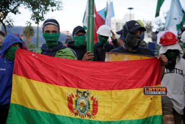 Crisis en Bolivia: