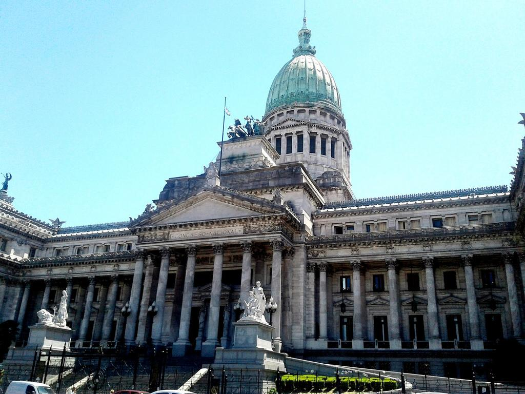 Congreso, Argentina