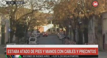 Asesinato de empresario español: estaba atado de pies y manos con cables y precintos