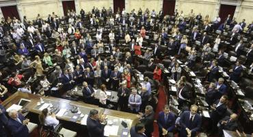 Diputados: juran los 130 electos y eligen a Sergio Massa presidente de la Cámara