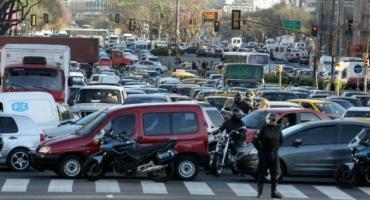 En los últimos 25 años se registraron casi 200 mil muertes por accidentes viales
