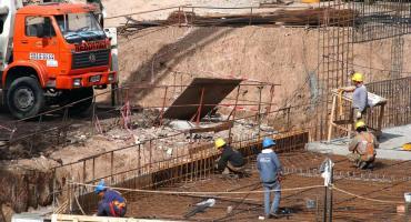 El costo de la construcción aumentó 4,2% en octubre