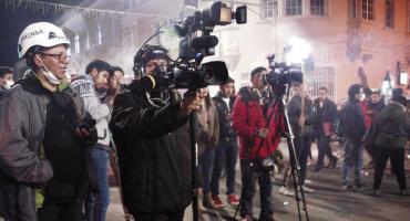 Faurie dijo que los periodistas argentinos en Bolivia