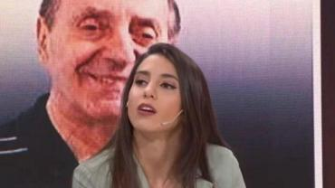 Cinthia Fernández perdió juicio con Tristán y le embargaron el sueldo