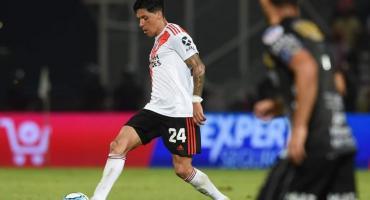 Enzo Pérez encendió alarmas, pero desde River son optimistas con que esté ante Flamengo