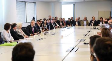 Presidente Alberto Fernández pone en marcha el Consejo Federal contra el Hambre