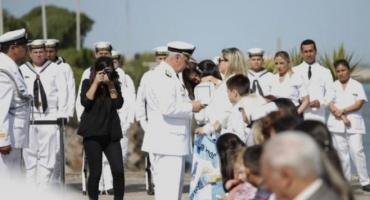 Armada Argentina condecoró