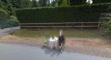 Google Mapsy una imagen inexplicable: