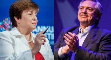 """Alberto Fernández le propuso al FMI un plan """"sin ajuste"""" y crece incertidumbre por acuerdo"""