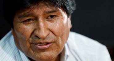 Bolivia: Justicia de Bolivia inhabilitó la candidatura a senador de Evo Morales