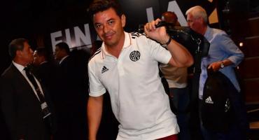 River llegó a Lima y ultima detalles para la gran final de Copa Libertadores
