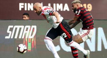 River no pudo ante Flamengo en la final y fue lo más visto del sábado: picos de 30 puntos, según medidora SMAD