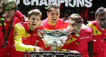 Copa Davis: España campeón con un Rafael Nadal gigante
