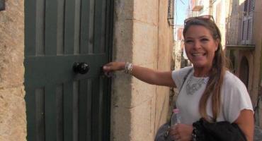 La historia de argentina que compró una casa de tres pisos en Sicilia por u$s1