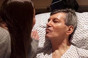 El dolor de la ex esposa de Carlos Calvo: