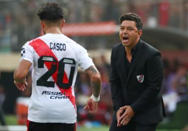 Revelan emocionante charla entre Gallardo y jugadores tras caer en final ante Flamengo