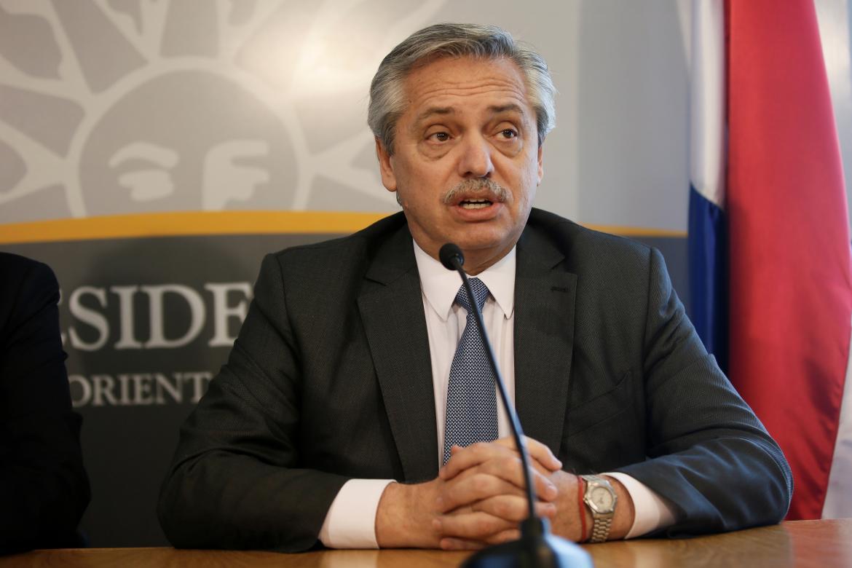 Alberto Fernández, REUTERS