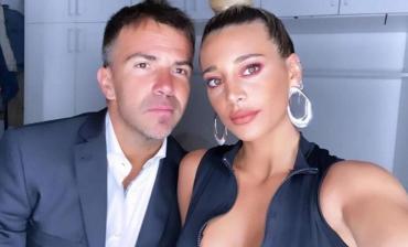 Sol Pérez y su novio Guido Mazzoni  muy hot en Brasil