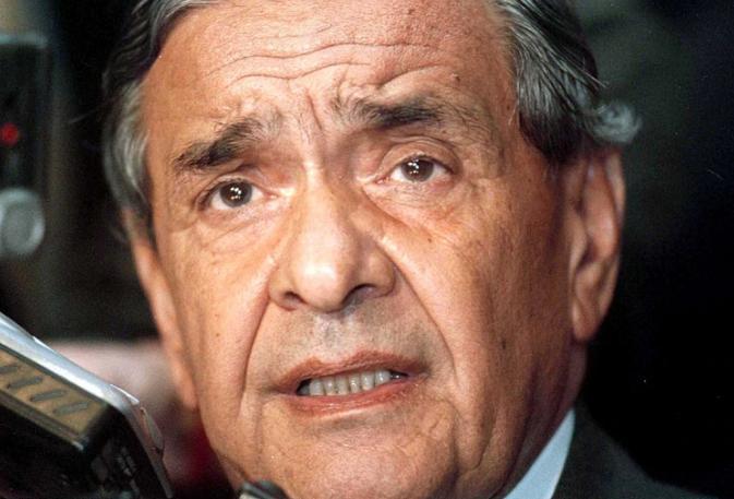 Julio Nazareno, ex presidente de la Corte Suprema, NA