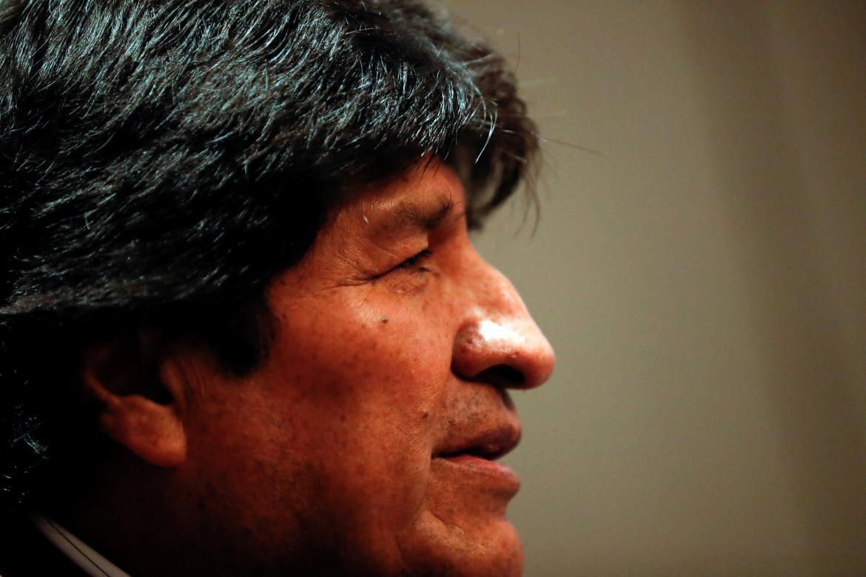 Evo Morales, REUTERS