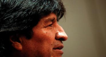 Evo Morales llevará a cabo un acto en la frontera de la Argentina con Bolivia