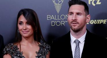 Balón de Oro 2019: el impactante look de Antonela Roccuzzo en la alfombra roja